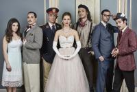 Άρης Πλασκασοβίτης - Evita, 2017 (θέατρο)