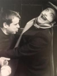 Γιάννης Κότσιφας - Έξι πρόσωπα ζητούν συγγραφέα, 2003 (θέατρο)