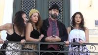 Ζωή Τριανταφυλλίδη - Εύθυμες κυράδες, 2017 (θέατρο)