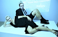 Παρθενόπη Μπουζούρη - Φαίδρας Έρως, 2020 (θέατρο)                                                                     Photo Credits:                                                                             Άντζελα Μπρούσκου