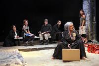 Τζίνη Παπαδοπούλου - Η φόνισσα, 2011 (θέατρο)