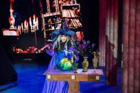 Φρικαντέλα: Η μάγισσα που μισούσε τα κάλαντα (2019)                                                     Κλειστό Ολυμπιακό Στάδιο Γαλατσίου