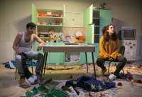 Σταύρος Γιαννουλάδης - Φτερά μπεκάτσας, 2020 (θέατρο)