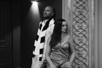 Ακύλλας Καραζήσης,                                                                     Καρυοφυλλιά Καραμπέτη,                                                                                         Ο Γλάρος (2017)                                                             Δημοτικό θέατρο Πειραιά