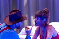 Θεοδώρα Τζήμου - Γλυκό πουλί της νιότης, 2010 (θέατρο)