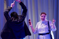 Υβόννη Μαλτέζου - Γλυκό πουλί της νιότης, 2010 (θέατρο)