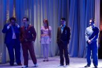 Γιώργος Τζαβάρας - Γλυκό πουλί της νιότης, 2010 (θέατρο)