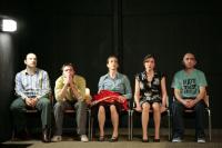 Χρήστος Πασσαλής - GUNS! GUNS! GUNS!, 2009 (θέατρο)