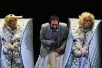 Θανάσης Ζερίτης - Γύρισε πίσω, 2016 (θέατρο)