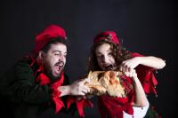 Γιώργος Αντωνόπουλος - Το ημερολόγιο ενός καλικάντζαρου, 2017 (θέατρο)