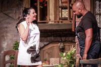 Βασιλική Ανδρίτσου - Μπαμπά μην ξαναπεθάνεις Παρασκευή, 2017 (θέατρο)