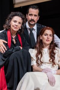 Μπέτυ Λιβανού - Ιστορία χωρίς όνομα, 2020 (θέατρο)