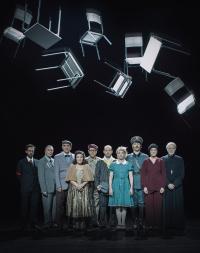 Κωνσταντίνα Τάκαλου - Η τάξη μας, 2017 (θέατρο)