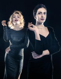 Δανάη Σταματοπούλου - Όταν η Κάλλας συνάντησε τη Μονρό, 2019 (θέατρο)