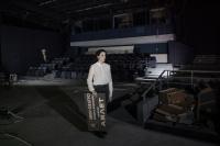 Κατερίνα Ευαγγελάτου - Άμλετ, 2019 (θέατρο)