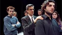 Χρήστος Λούλης - Καθαροί πια, 2001 (θέατρο)