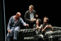Μίνα Αδαμάκη - Κέικ, 2014 (θέατρο)