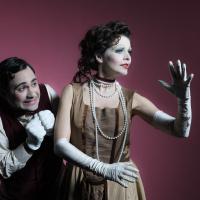 Μαριλίτα Λαμπροπούλου - Η κληρονομιά, 2020 (θέατρο)                                                                     Photo Credits:                                                                             Πάτροκλος Σκαφίδας