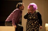 Ελένη Κοκκίδου - Κόκκινα φανάρια, 2012 (θέατρο)