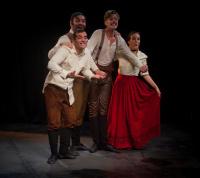 Αυγουστίνος Κούμουλος - Επιστροφή στην Άγρια Βρύση, 2018 (θέατρο)