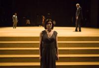 Μαρία Ναυπλιώτου - Η κυρία από τη θάλασσα, 2010 (θέατρο)