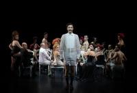 Θανάσης Αλευράς - Η Κυρία του Μαξίμ, 2020 (θέατρο)