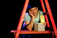Λευτέρης Ελευθερίου - Ο κύριος ΚΙΧ και το μυστικό κουτί των ήχων, 2015 (θέατρο)