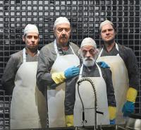 Κώστας Λάσκος - Οι Λαντζέρηδες, 2019 (θέατρο)