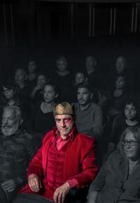 Δημήτρης Λιγνάδης - Μακμπέθ, 2020 (θέατρο)