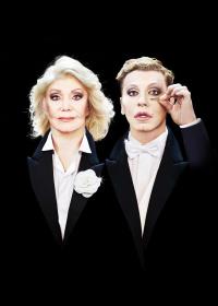 Μαρινέλλα - Μαρινέλλα-Ζαχαράτος, Στον καθρέφτη του Παλλάς, 2016 (θέατρο)
