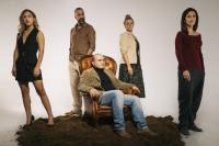 Νίκη Σκιαδαρέση - Το Μαύρο Κουτί, 2020 (θέατρο)                                                                     Photo Credits:                                                                             Πάτροκλος Σκαφίδας