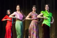 Σίσσυ Ιγνατίδου - Με κάρυ και κύμινο, 2017 (θέατρο)