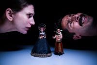 Πολύδωρος Βογιατζής - Η Μικρή μέσα στο Σκοτεινό Δάσος, 2020 (θέατρο)