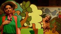 Ματίνα Δημητροπούλου - Μήλα ζάχαρη κανέλα, 2015 (θέατρο)