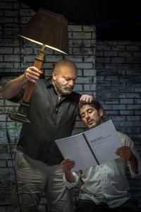 Αντώνης Κρόμπας - Μισά-Μισά, 2020 (θέατρο)