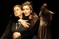 Υβόννη Μαλτέζου - Η μητέρα του σκύλου, 2010 (θέατρο)