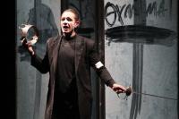 Αιμίλιος Χειλάκης - Μόνος με τον Άμλετ, 2016 (θέατρο)