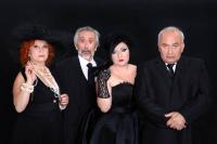 Δημήτρης Μαυρόπουλος - Μπαμπά μην ξαναπεθάνεις Παρασκευή, 2017 (θέατρο)