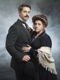 Τζένη Διαγούπη - Ο μυστήριος Mr Love, 2016 (θέατρο)