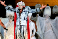Γιάννης Μπέζος - Νεφέλες, 2012 (θέατρο)
