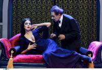 Αντώνης Καφετζόπουλος - Οικογένεια Άνταμς, 2016 (θέατρο)