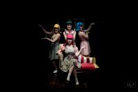 Αμαλία Νίνου - Οικογένεια Μπες-Βγες, 2016 (θέατρο)