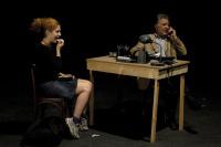 Γιάννα Παπαγεωργίου - Ολεάννα, 2004 (θέατρο)