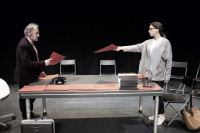 Κατερίνα Παπουτσάκη - Ολεάννα, 2017 (θέατρο)