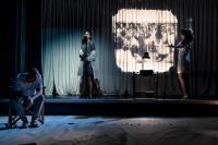 Ελένη Ζαχοπούλου - Ανθρωποφύλακες, 2019 (θέατρο)