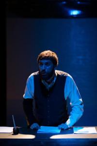 Θεμιστοκλής Καρποδίνης - Όνειρο στο Κύμα & Έρως Ήρως, 2016 (θέατρο)