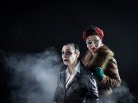 Λυδία Φωτοπούλου - Η όπερα της πεντάρας, 2016 (θέατρο)