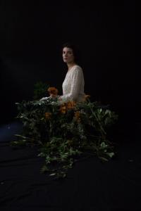 Αντιγόνη Φρυδά - Η ωραία του Πέραν, 2017 (θέατρο)