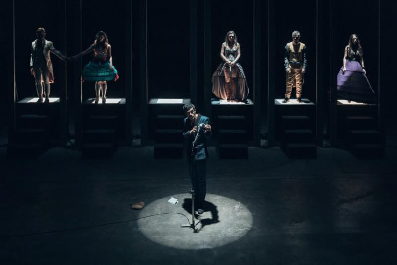 Δανάη Επιθυμιάδη                                          Θύμιος Κούκιος                                          Βασιλική Τρουφάκου                                          Μιλτιάδης Φιορέντζης                                          Ορέστης Καρύδας                                          Μελίνα Θεοχαρίδου