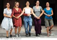 Αλεξία Μπεζίκη - Παραλογές ή Μικρές καθημερινές τραγωδίες, 2011 (θέατρο)